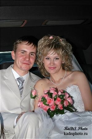 Свадебные фото - Павел и Анна
