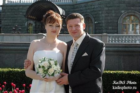 Cвадебные фото - Михаил и Любовь