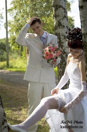 Свадебные фото Вадим и Наталья
