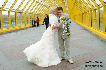 Свадебные  фото Алексей и Оксана