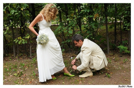Свадебные фото Дмитрий и Юлия