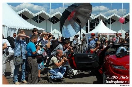 Фотографии с IV Международного фотофестиваля «День фотографа – 2012»